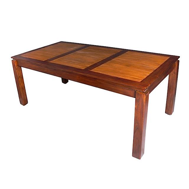 DINING TABLE KD 180x90 Harmonie Dining Room Furniture  : har07diningtablekd180x9 from www.maisonchicdubai.com size 640 x 640 jpeg 121kB