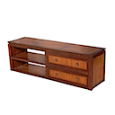 HAR18 - TV BUFFET 2 Drawers 2 Niches
