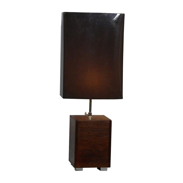 LAMP BEDSIDE BROWN   Classic Lamp   UAE-Dubai-RAK