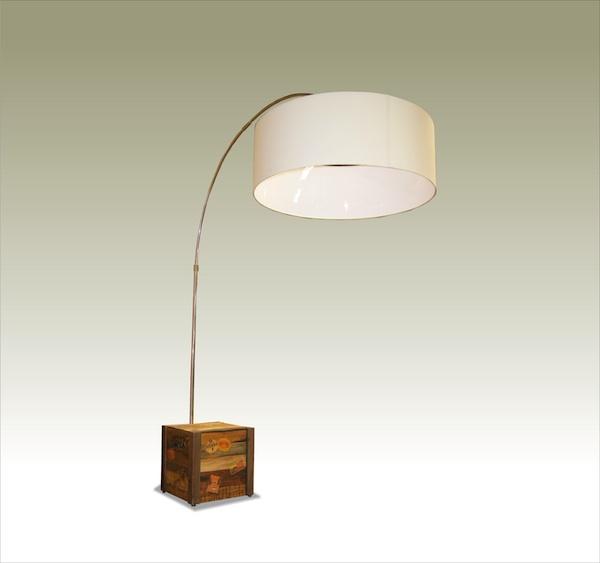 Floor lamp classic lamp uae dubai rak for Floor lamp dubai