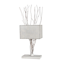 HLN01W - LAMP BRANCH SIMPLE WHITE