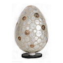 HLR13 - LAMP EGG SEASHELL