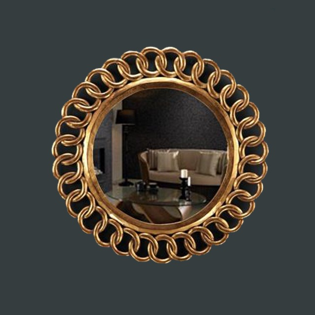 Mirror kembung baroque mirror uae dubai rak for Miroir 80x100