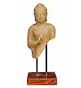 HSS05 - BUDDHA STATUE ON STAND