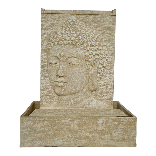 HSS32 Buddha Resin Water Fountain