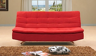Maison Chic Furniture Stores UAE-Dubai-RAK - Sofa Bed Fabric...