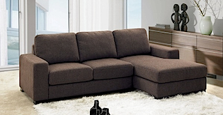Fabric Sofa - Sofa Right & Left Angle