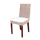 MM827 - DINING CHAIR RATTAN
