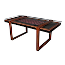 NAS126 - DINING TABLE KD 180x90