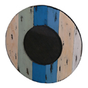 PLY64B - PICTURE FRAME ROUND HOLE