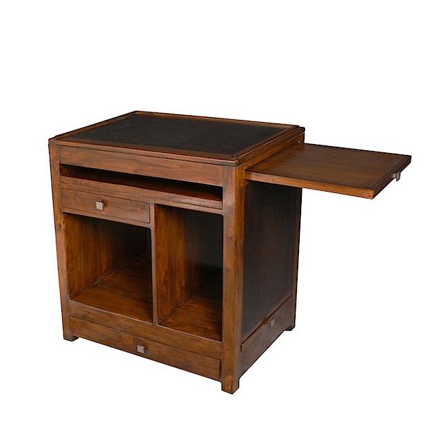 Computer Desk 2 Drawers Open Rhapsodie Home Office Furniture Uae Dubai Rak