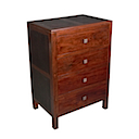 RAP16 - COMMODE 70cm 4 Drawers