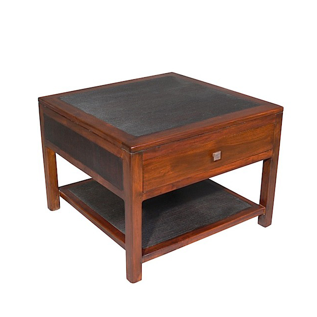 Map Drawer Coffee Table: COFFEE TABLE 60x60 1 Drawer