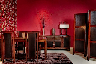 Rhapsodie dining room set