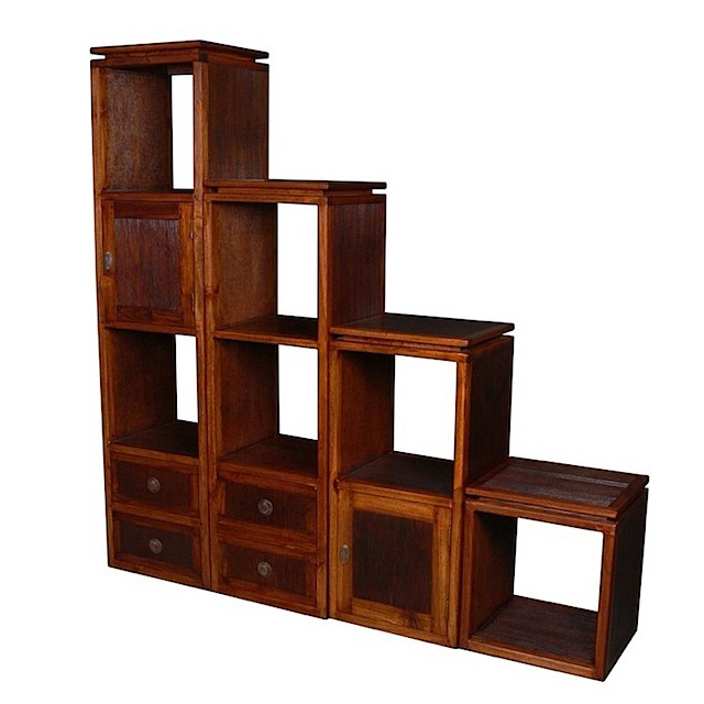 Set of bookshelves lurik living room furniture uae dubai rak Cheap home furnitures in dubai