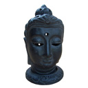 TC24 - BUDDHA HEAD CANDLE HOLDER