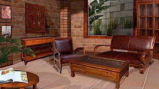 TEAK Living Room Furniture UAE Dubai RAK