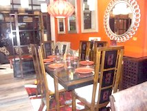 Maison Chic RAK-Dubai - Dining room furniture