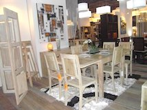 Maison Chic RAK-Dubai - Set of dining room furniture