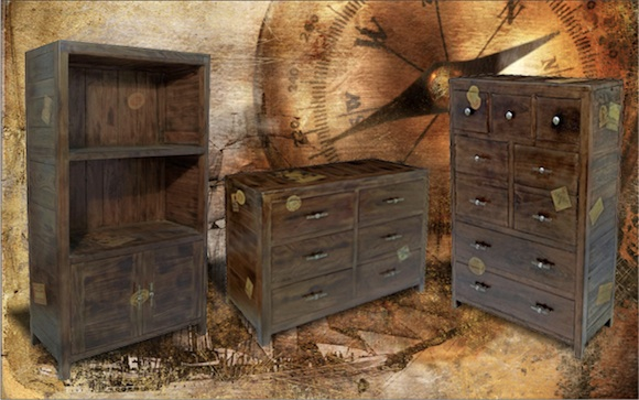 Docker Wood furniture collection...