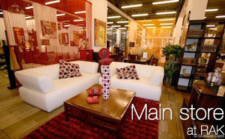 Maison Chic Store In Rak Al Hamra Mall Furniture Handicraft Uae Dubai Rak