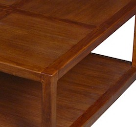 53980 Coffee Table 80x80x35cm