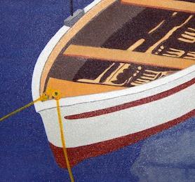 HPC328 Boat 85x4x70 cm