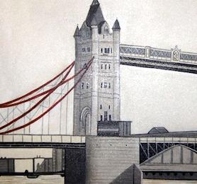 HPC380 London Bridge 100x4x100 cm