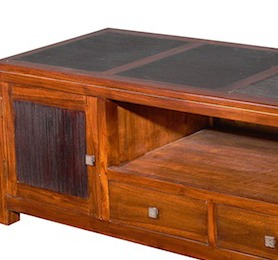 RAP65 TV Buffet 2 Drawers 2 Doors 1 Niche 170x50x50 cm