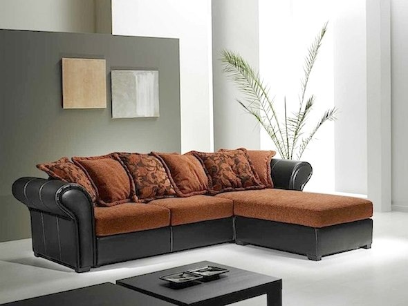 Maison Chic Imports Corner Sofa, Sofa Set Of Modern And Classic Look. A  Number Of Colors Are Available: Black Sofa, White Sofa, Brown Sofa; Also  Sectional ...